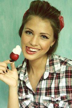 #strawberry#sexy#pretty