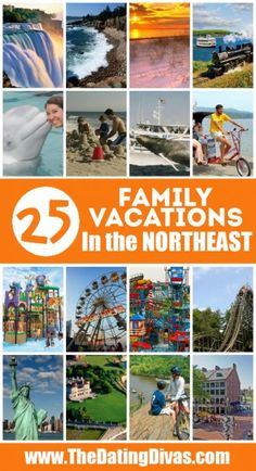 Best Family Vacations in the Northeastern US