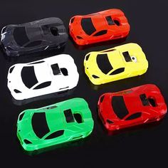3D Fast Race Car Case for Samsung Galaxy S6 Stand Protective Hard Luxury Cover #Unbranded