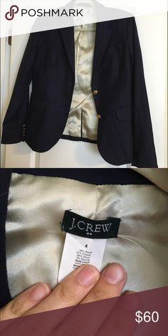 JCrew blazer JCrew blue blazer J. Crew Jackets & Coats Blazers