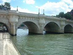 Le pont Neuf. - Paris