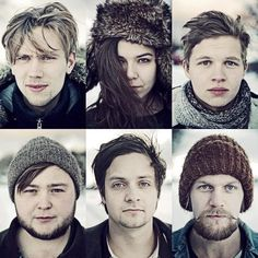 Listen to King And Lionheart by Of Monsters And Men