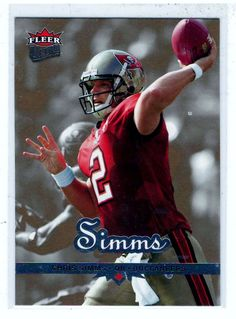 Sports Cards 2006 Fleer Ultra Chris Simms