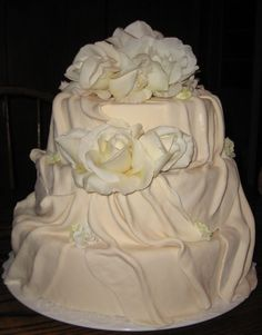 Do It Yourself Wedding Cakes!