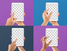 iPad Mini Mockuuups