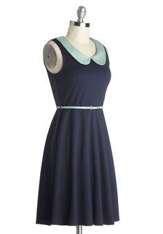 Work to Play Dress   Mod Retro Vintage Dresses   ModCloth.com