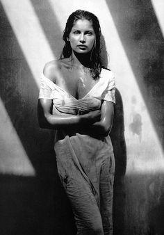Laetitia Casta | French Actor, Model. Photo by Philip Dixon.