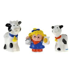 Fisher Price Little People -Animal Sounds Farm Figures