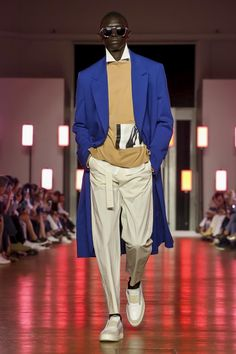 Cerruti Menswear Spring Summer 2018 Paris
