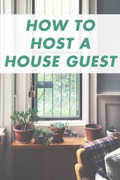 5 tips for hosting a house guest | eBay