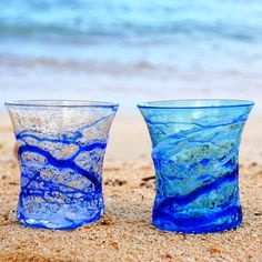 Okinawa Ryukyu Glass - Probably some of the most beautiful glass creations I have ever seen