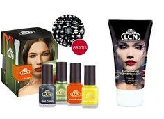 Wir suchen Produkttester für LCN Halloween Hand Cream & 4 Nagellacke