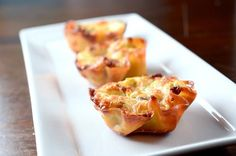 jalapeno popper wonton cups jalapeno popper wonton cups recipe more ...