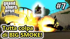 GTA San Andreas - Sempre colpa di BIG SMOKE! - Android - (Salvo Pimpo's)