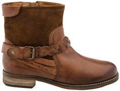 Pikolinos Amstel 7216 women's ankle boots (Cuero EDF/Ron)