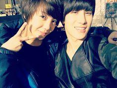 Go Eun Ah y Kwak Yong Hwan. The k-pop ultimate audition.