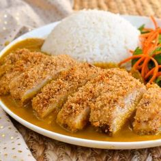 A healthier oven baked and low syn version of the ever so popular dish - Chicken Katsu Curry. A great dish for the whole family.