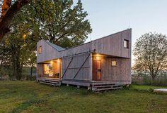 Low-Energy Bohemian Abodes : Bohemian House