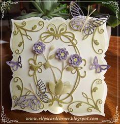 Elly's Card- Corner: Lente....