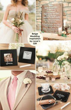 Beige Wedding Inspiration By Love'n Gift Beige Wedding, Wedding Colors, Dream Wedding, Wedding Day, Wedding Bells, Wedding Ceremony, Party Themes, Party Ideas, Wedding Theme Inspiration