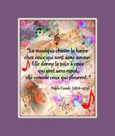 citation musique Quote Citation, Texts, Poems, Bullet Journal, Messages, Motivation, Reading, Quotes, Inspiration