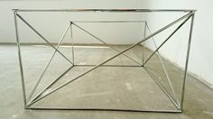 Stainless Steel Coffee Table Legs. Made in by StaloveStudio