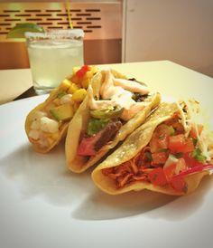Week 5: Tex-Mex - A Trio of Hard Tacos #food