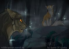 Tigerclaw's Fury. Ch. VII by Spirit-Of-Alaska.deviantart.com on @DeviantArt