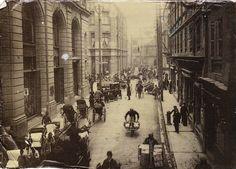 1930s Shanghai street