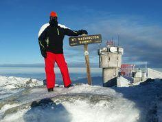 A top Mt Washington 1/16/17 9am