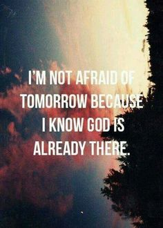 Glory to our Omnipresent God. #Amen