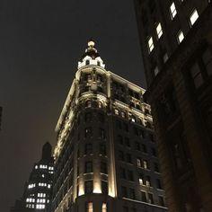 Good and beautiful night. #nyc #newyork #manhattan #newyorkcity...