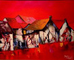 Dao Hai Phong, 1965   Landscape painter   Tutt'Art@   Pittura * Scultura * Poesia * Musica  