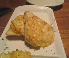 A recipe for The Keg's garlic cheese bread (aka the best bread ever eaten)