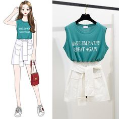 (notitle) - Fashion T Teen Fashion Outfits, Girls Fashion Clothes, Kpop Outfits, Edgy Outfits, Korean Outfits, Mode Outfits, Cute Fashion, Pretty Outfits, Fashion Drawing Dresses