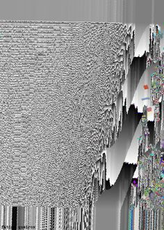 Glitch Art                                                                                                                                                      More