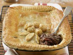 Winter warmer: lamb pie recipe