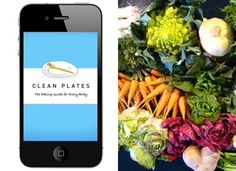 Clean Plates app and website find healthful eats with a couple key strokes.