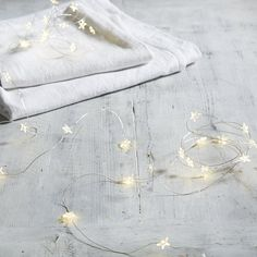 Star Fairy Lights | The White Company