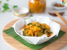 Achar (Nyonya Pickles) Recipe
