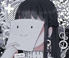 Anime Love, Dark Anime Girl, Manga Anime Girl, Anime Girl Drawings, Anime Couples Drawings, Cute Anime Pics, Chibi Anime, Kawaii Anime Girl, Anime Best Friends