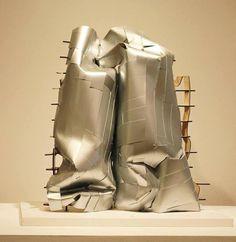 archimodels:  © frank gehry + lesly feely fine art (model photo) - sonderborg kunsthalle - new york, US - 2010