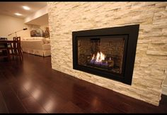 fireplace stone. Leave it to Bryan - Photos | HGTV Canada