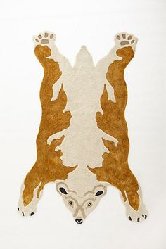 Tufted Ursine Rug #anthropologie