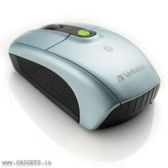 Verbatim Bluetooth Wireless Notebook Laser Mouse (blue)(96674)