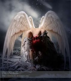 Even Angels Get On Their Knees To Pray