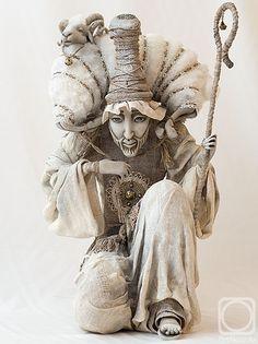 Doll made by Sokolova Nadya
