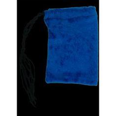 Blue Velvet 4x6 Bag