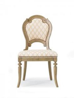 Hickory White Side Chair 131-66