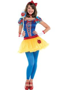 Totally wanna be Snow White for halloween!:)